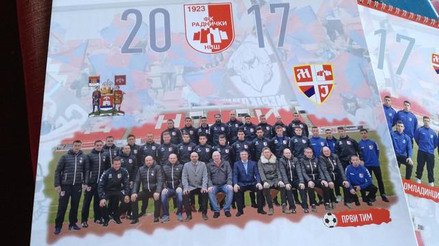 Kalendar FK Radnički