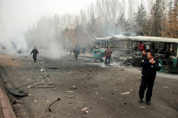 Wybuch autobusu w Turcji