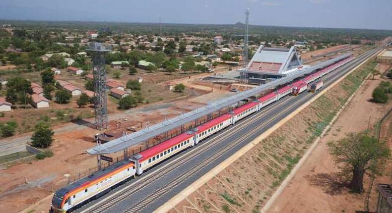 Kenya's Standard Gauge Railway, Madaraka Express