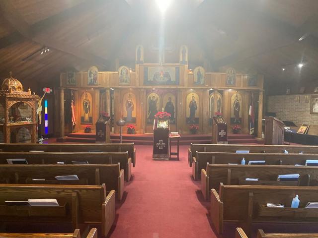 Crkva Svetog Nikole u Čikagu