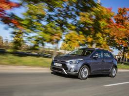 Hyundai i20 Active 1.0 T-GDI - dopracowane, praktyczne, przestronne miejskie auto
