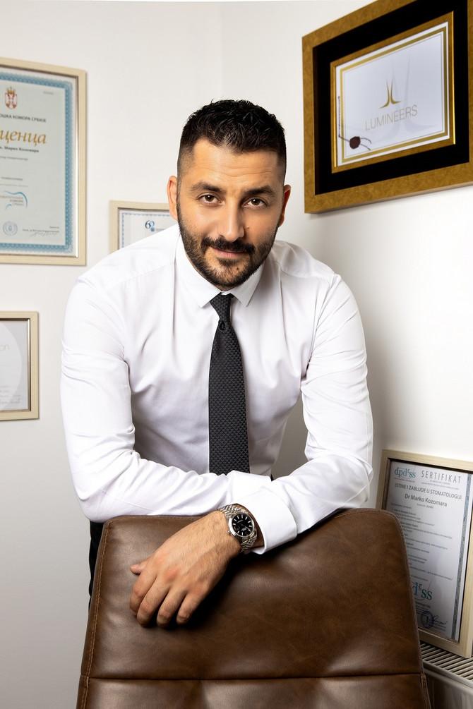 Dr Marko Kozomara
