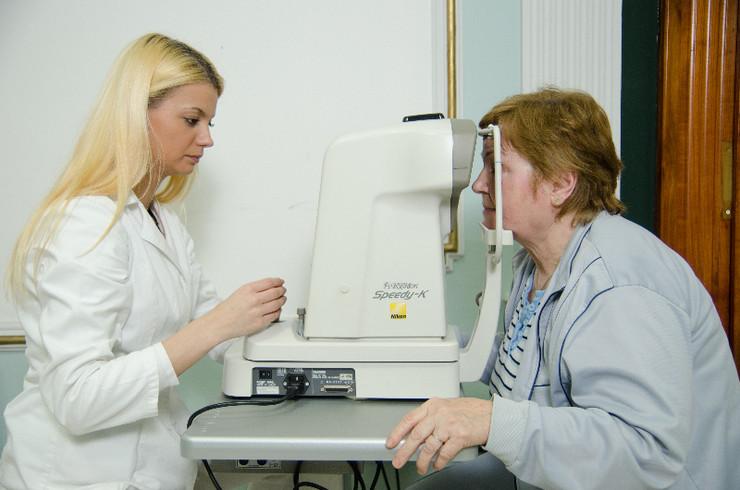 pregled oftamolog