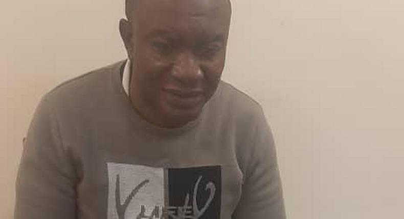 Ejiofor Felix Enwereaku [NDLEA]