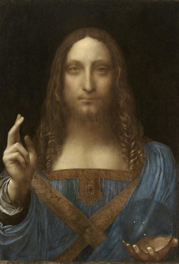 Leonardo da Vinči, Salvator Mundi