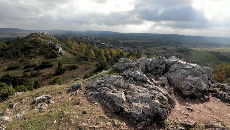 Góra Miedzianka, szczyt w Górach Świętokrzyskich