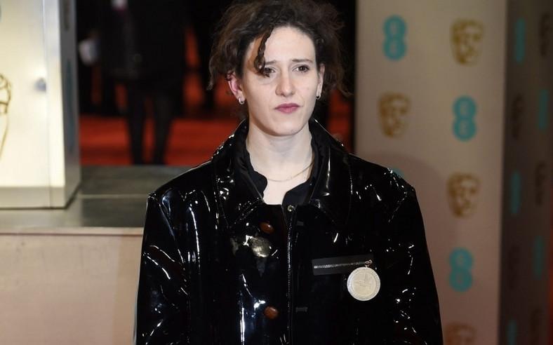 Mica Levi na gali BAFTA 2015