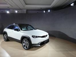 Mazda MX-30 - realna wizja przyszłości