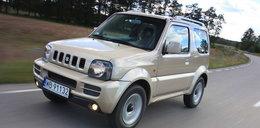 Suzuki Jimny 1.3: Spryciarz w terenie
