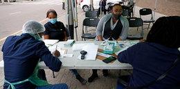 Działanie szczepionki Pfizera słabsze w przypadku koronawirusa z RPA