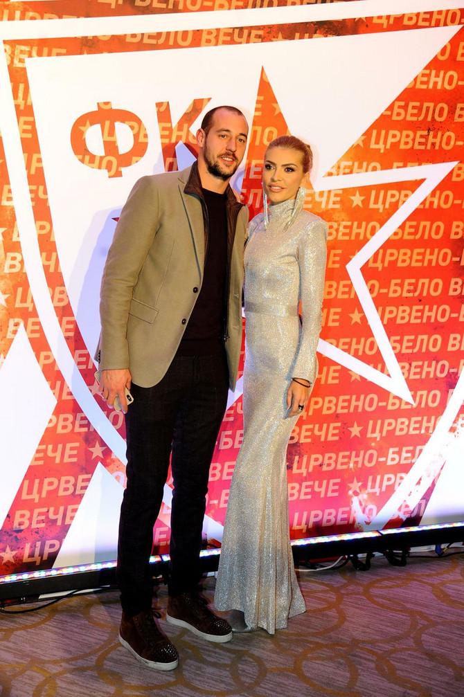 Snežana Filipović i Milan Borjan