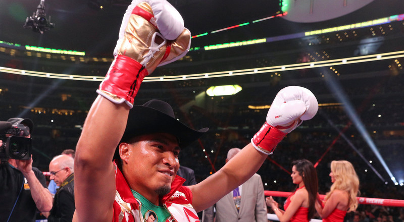 After a brutal loss to one of the world's best boxers, former 4-weight world champion Mikey Garcia is returning to the ring with Manny Pacquiao in his sights
