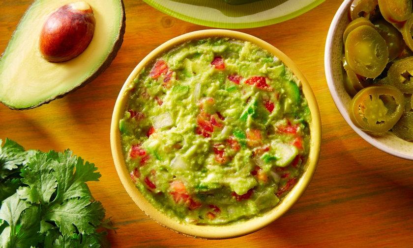 Przepis na guacamole: pasta z awokado na kanapki