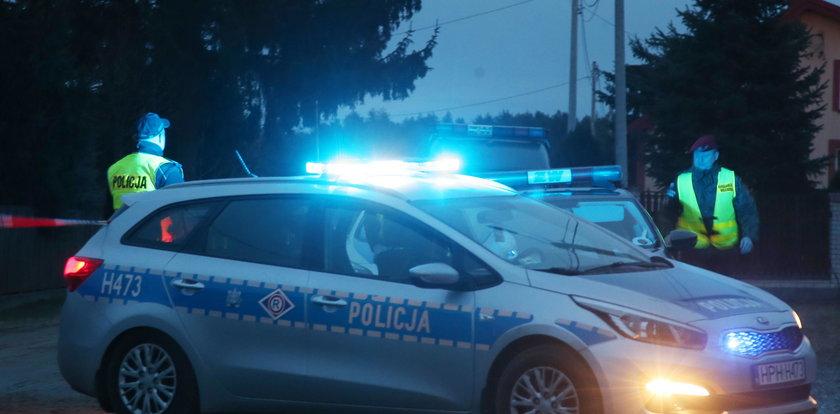 Porwanie w Tomaszowie Mazowieckim. Policja: to nieporozumienie