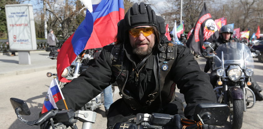 Ulubiony gang Putina ma bazę na Słowacji. Na zdjęciach z lotu ptaka widać, co w niej ukrywa
