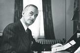 Jedan od najvećih nemačkih pisaca u istoriji Tomas Man (1875-1955)
