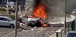 Potężny wybuch w Warszawie. Są ofiary