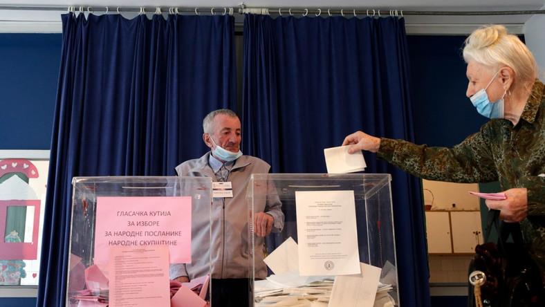 Wybory w Serbii