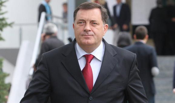 Avion ne leti bez odobrenja predsednika Srpske