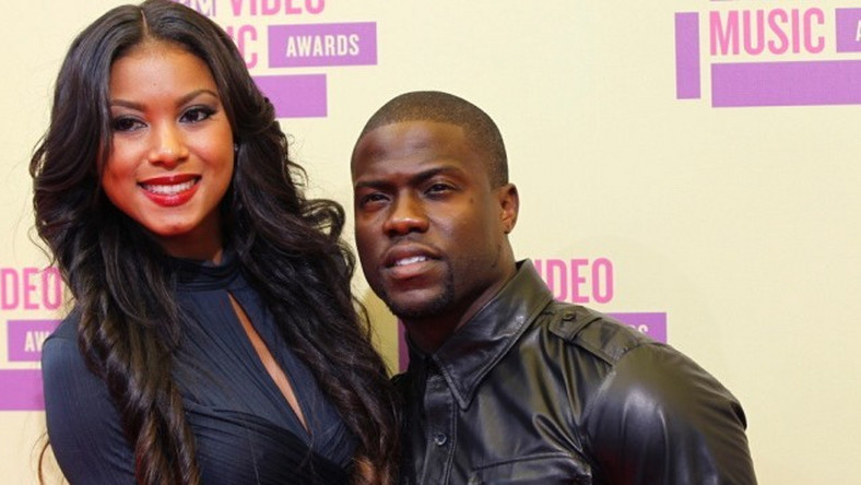 Kevin Hart and Eniko (Courtesy)