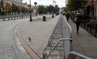 Gawin: Pomniki ofiar katastrofy i L. Kaczyńskiego staną na Krakowskim Przedmieściu