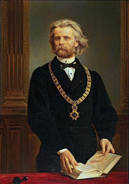 Portret chirurga Karola Gilewskiego (1832-1871) autorstwa Jana Matejki, fot. domena publiczna