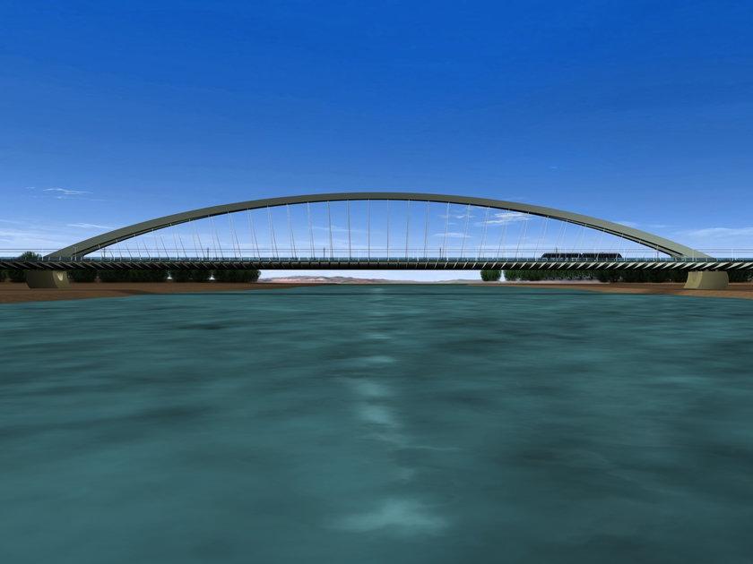 Wiemy, jak będzie wyglądał most Krasińskiego! Jest raport z konsultacji