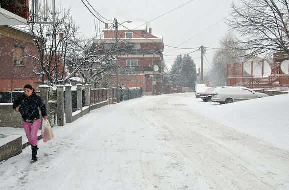 Problem stvara najduža ulica Ljubomira Nikolića kroz koju autobusi ne mogu da prođu