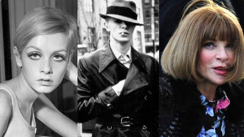 "Twiggy,David Bowie i Anna Wintour w rankngu ""Time"""