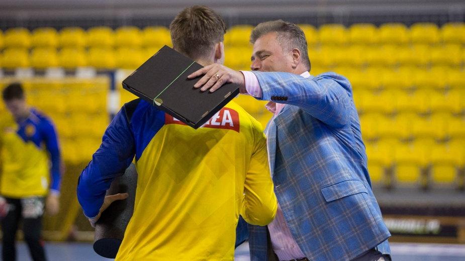 Bertus Servaas skomentował porażkę Łomży Vive Kielce. Padła ważna zapowiedź