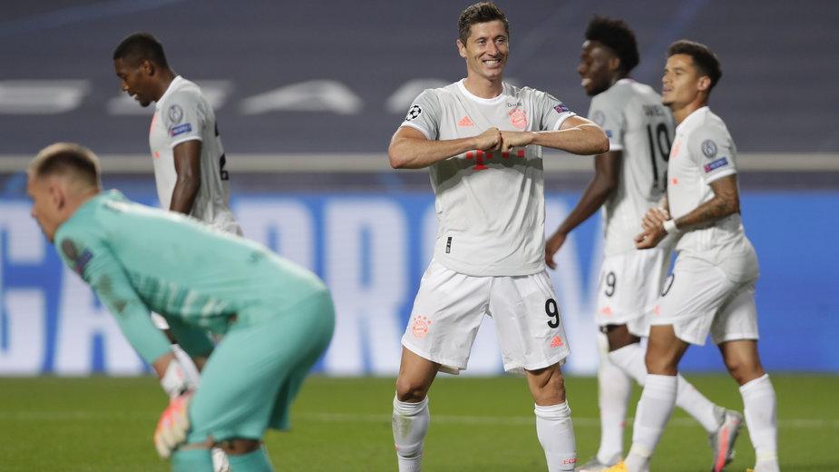 Robert Lewandowski (Bayern Monachium)