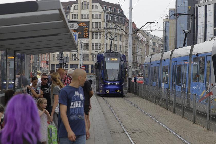 Nowe tramwaje PESA Wrocław