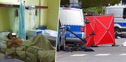 Śmierć policjanta w Raciborzu. Tak wygląda bandyta, który go zabił. Zabójca trafi na trzy miesiące do aresztu
