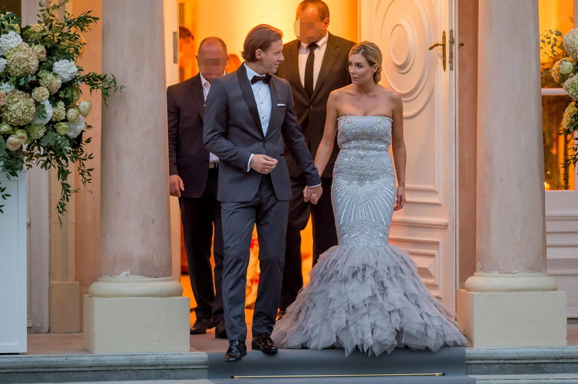 Ślub Majdana i Rozenek
