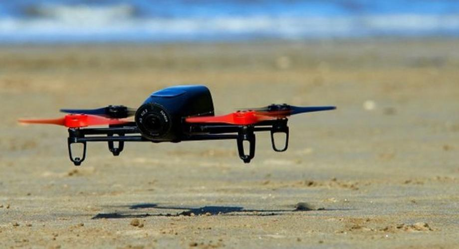Parrot Bebop: Drohne lässt sich per WLAN kapern