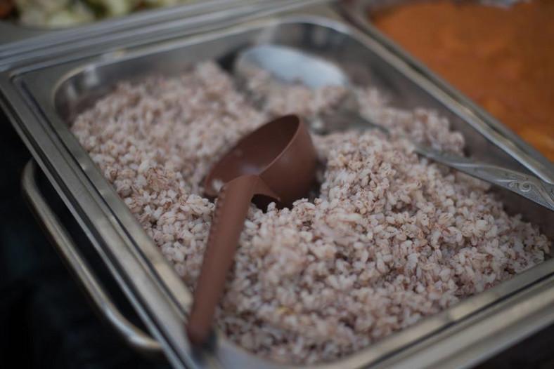 Ofada rice recipe