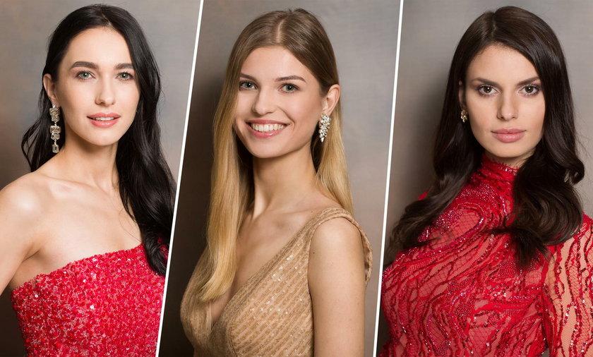 Oto wybrane finalistki Miss Polski 2020