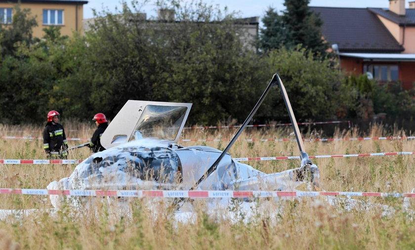 Wypadek śmigłowca Błękitny24 pod Radomiem