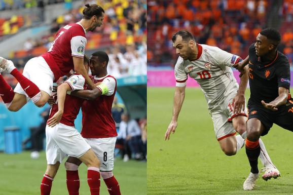 (UŽIVO) RASPLET C GRUPE NA EURO 2020 Makedonci se hrabro držali, ali im se smeši katastrofa - Austrijanci čuvaju nokaut faze vredan gol!