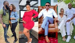Betty Kyallo, Nick Ndeda, Vera Sidka, Alikiba , Jalang'o and his wife Amina