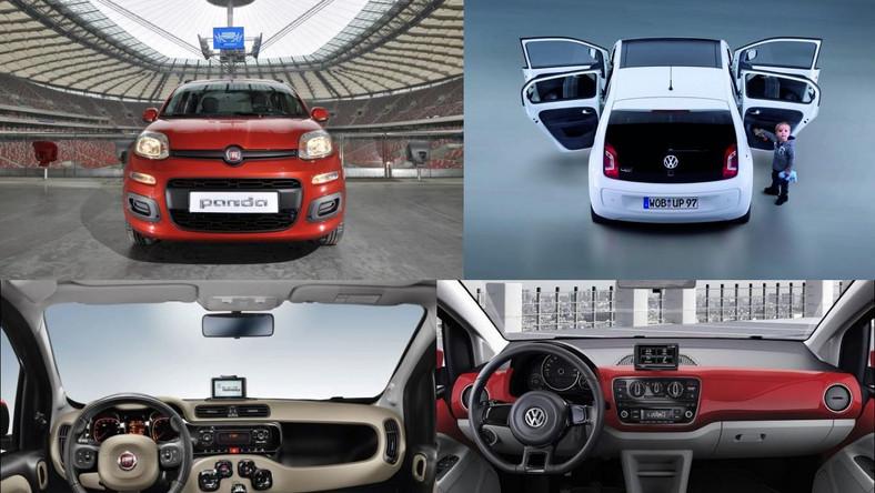 Nowy fiat panda czy nowe dzieło Volkswagena?