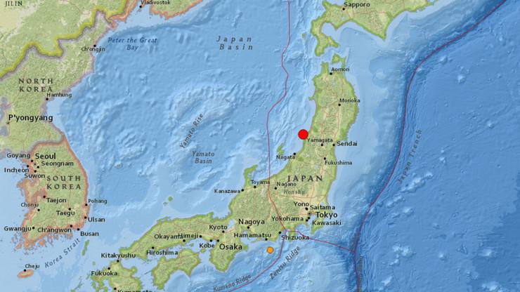 Japan zemljotres