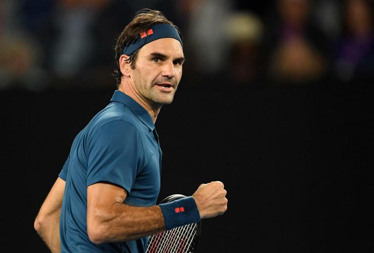 Rodžer Federer, Stefanos Cicipas