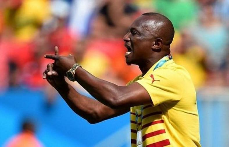 Ex-Ghana coach Kwesi Appiah