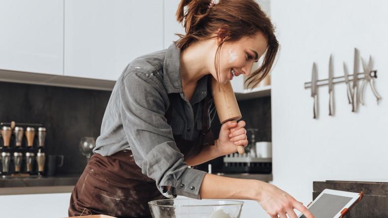 Gotowanie z tabletem