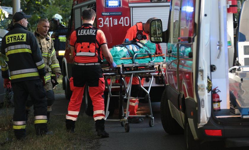 Zielona Góra: Dwoje dzieci potrąconych na chodniku