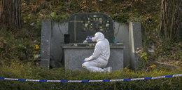 Rumia. Zdewastowano grób i skradziono szczątki