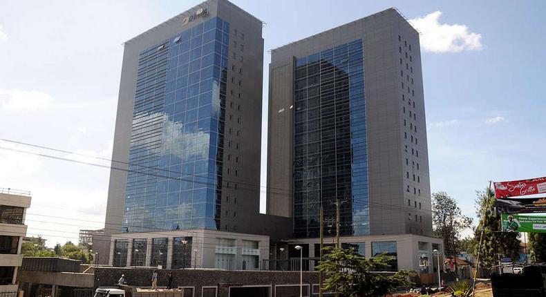 Delta House located on Westlands