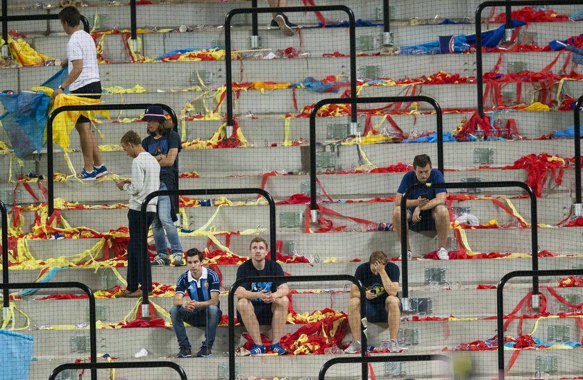 Pijaństwo na stadionach wymknęło się spod kontroli. Szokujące dane