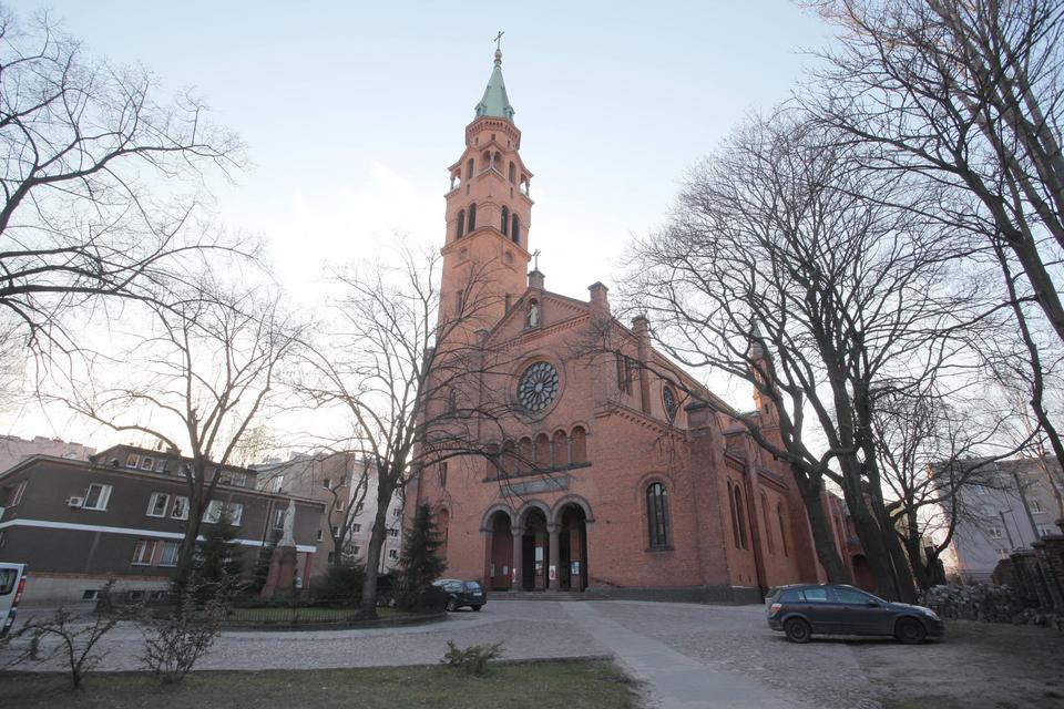 Horror w warszawskim kościele. Marek został brutalnie zamordowany tuż po spowiedzi